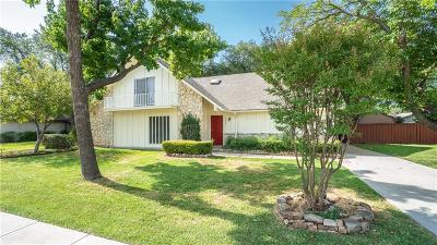 Carrollton Single Family Home For Sale: 2402 Ridgedale Drive