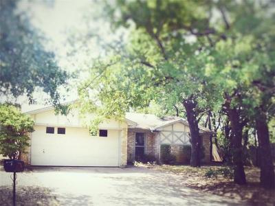 Arlington Single Family Home For Sale: 4214 Vidalia Drive