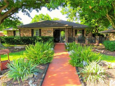 Garland Single Family Home Active Option Contract: 5102 Vera Cruz Drive