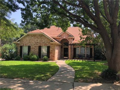 Grapevine TX Single Family Home For Sale: $375,000