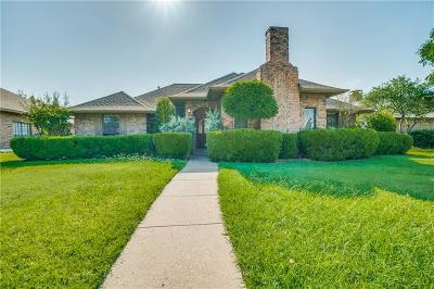 Garland Single Family Home For Sale: 2417 Golden Oaks Drive