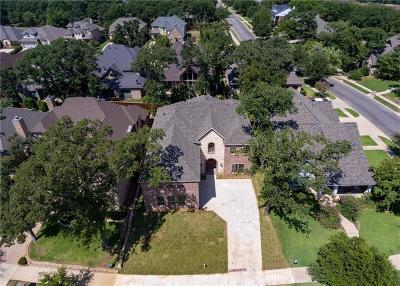 Denton Single Family Home For Sale: 313 Matthew Avenue