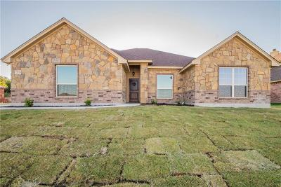 Weatherford Single Family Home For Sale: 2213 Trace Ridge Drive