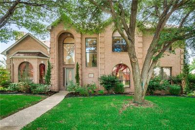 Plano  Residential Lease For Lease: 4516 Salerno Circle
