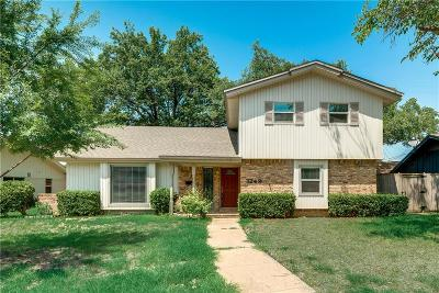 Dallas Single Family Home For Sale: 3249 Chapel Downs Drive
