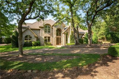 Flower Mound Single Family Home For Sale: 6610 Raintree Place