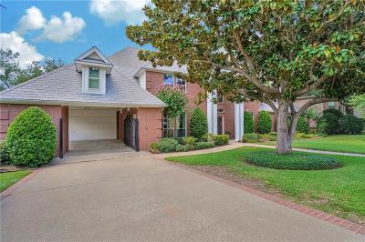 Fort Worth Single Family Home For Sale: 6100 Troon Road