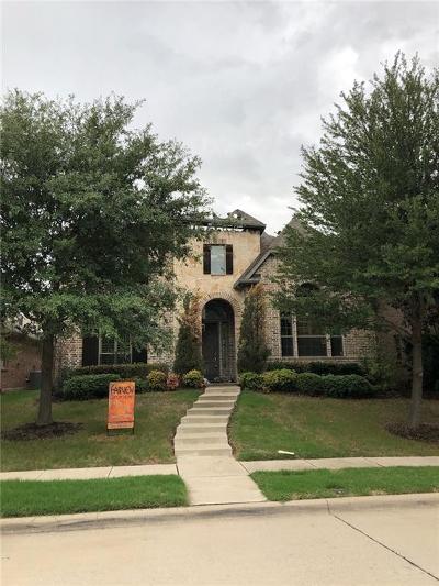 Allen Single Family Home For Sale: 2110 Thornbury Lane