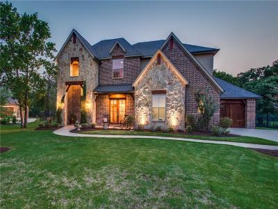 Argyle Single Family Home For Sale: 6940 Hickory Hill Circle