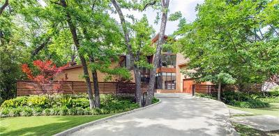 Dallas  Residential Lease For Lease: 4215 Shorecrest Drive