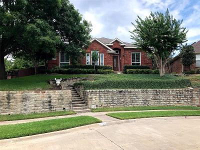 Rockwall Single Family Home For Sale: 1215 Coastal Drive