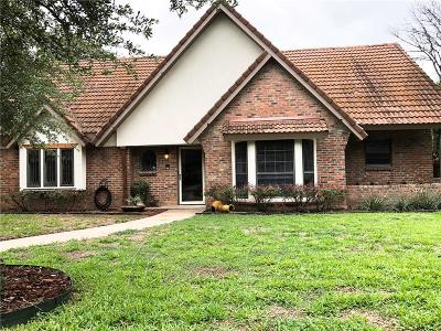 Fort Worth Single Family Home For Sale: 7932 Skylake Drive