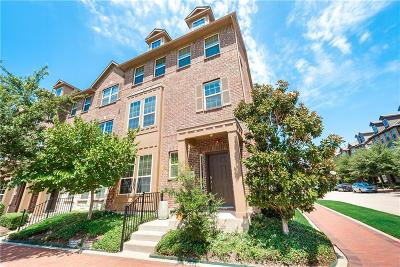 Addison Townhouse For Sale: 3899 Asbury Lane