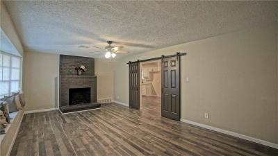 Hurst Single Family Home Active Option Contract: 204 Fanning Drive