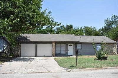 Forest Hill Single Family Home Active Option Contract: 6401 Scotsdale Drive