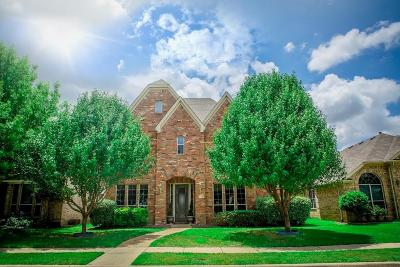 McKinney Single Family Home For Sale: 9421 Woodhurst Drive