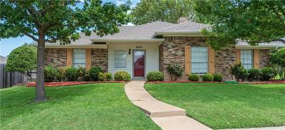 Rowlett Single Family Home For Sale: 6801 Harvest Hill Drive