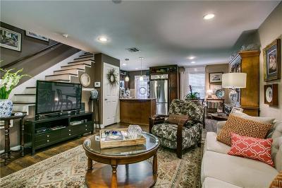 Dallas Condo For Sale: 4749 Bradford Drive #B