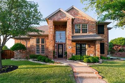 Mckinney Single Family Home Active Contingent: 7912 Chapel View Drive