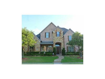 Frisco Single Family Home For Sale: 4531 Newcastle Drive