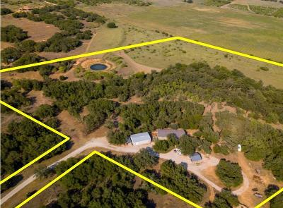 Brownwood Single Family Home For Sale: 465 County Road 198