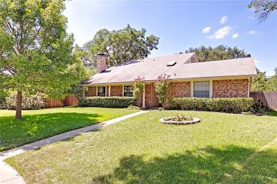 Richardson Single Family Home For Sale: 1625 Aurora Drive