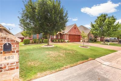 Willow Park Single Family Home For Sale: 462 Spyglass Drive