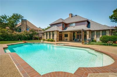 Garland Single Family Home Active Option Contract: 2322 Club Creek Boulevard