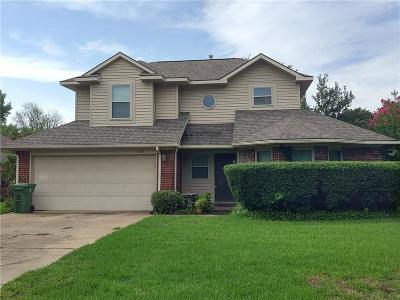 Grapevine Residential Lease For Lease: 3413 Knob Oak Drive