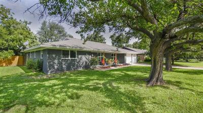 Fort Worth Single Family Home For Sale: 6240 Trail Lake Drive