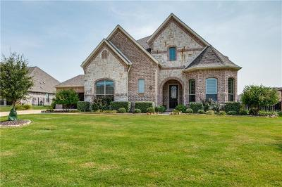 Rockwall Single Family Home For Sale: 821 Calm Crest Drive