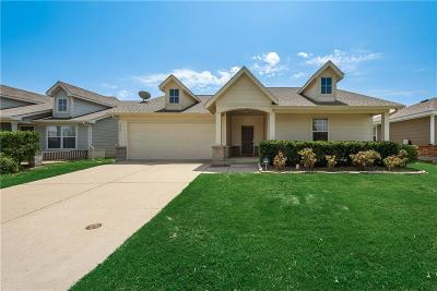 McKinney Single Family Home For Sale: 9965 George Washington Drive