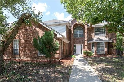 Fort Worth Single Family Home For Sale: 5117 Glen Springs Trail