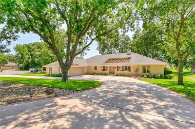 Granbury Single Family Home For Sale: 8920 Brierfield Road
