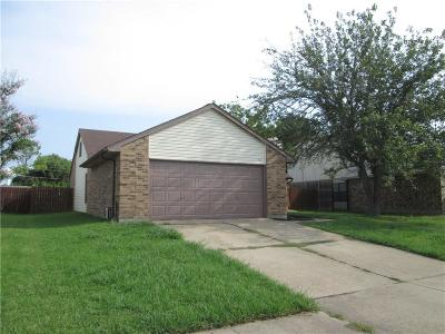Forney Single Family Home For Sale: 702 Heritage Hill Drive