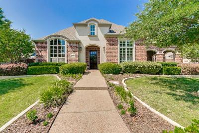 Allen TX Single Family Home For Sale: $714,900