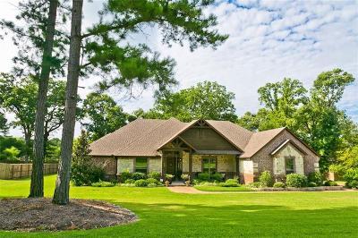 Lindale Single Family Home Active Option Contract: 13452 Karah Lane
