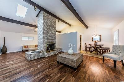 Irving Single Family Home For Sale: 1816 W Rochelle Road