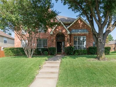 Richardson Single Family Home For Sale: 3154 Parkhurst Lane