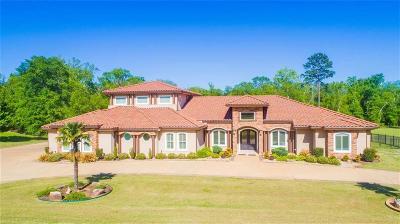 Longview Single Family Home For Sale: 10 Stoneridge Trail