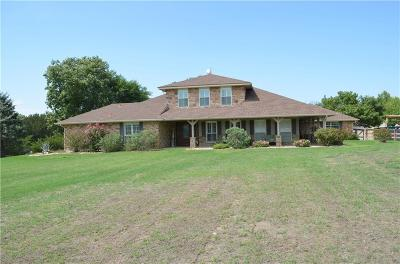 Ovilla Single Family Home For Sale: 7681 W Highland Road