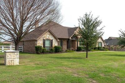 Haslet Single Family Home For Sale: 708 Lonesome Prairie Trail