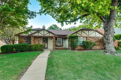 Garland Residential Lease For Lease: 2809 Hampshire Drive