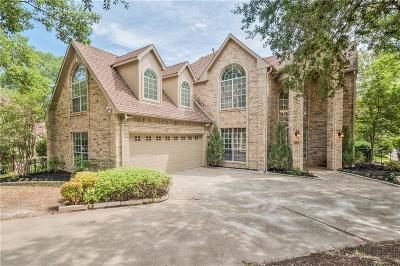 Dallas Single Family Home For Sale: 18747 Rembrandt Terrace