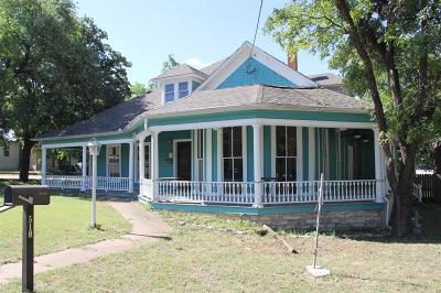 Hamilton Single Family Home For Sale: 510 E Main