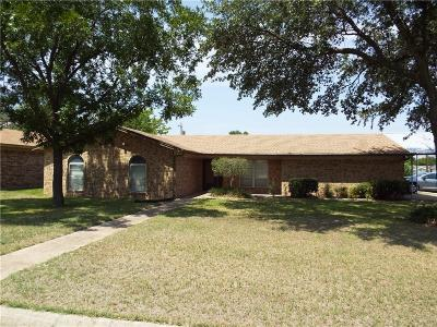 Cisco TX Single Family Home Active Contingent: $149,000