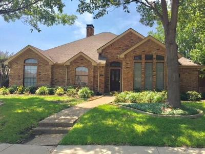 Mesquite Single Family Home For Sale: 4925 Saint James Court
