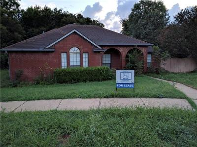 Garland Residential Lease For Lease: 2033 Oakglen Drive