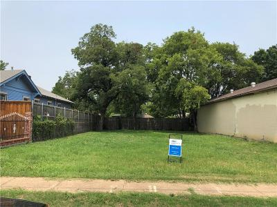 Dallas Residential Lots & Land For Sale: 115 W 9th Street