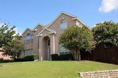 Frisco Single Family Home For Sale: 8518 Emerald Glen Lane